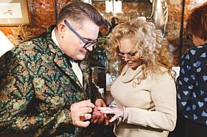 В Москве прошел прием в честь первой ювелирной коллекции Александра Васильева