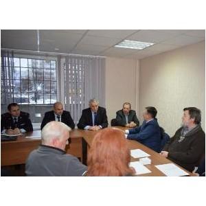 Общественный совет при УВД Зеленограда провел очередное заседание