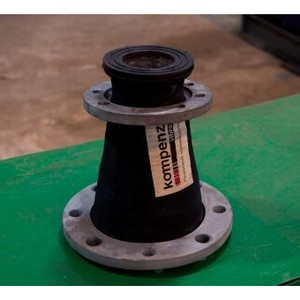 Максимальная надёжность при эксплуатации резиновых патрубков и переходов от «Компенз-Вибро»