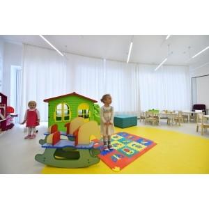 Более половины мест в детских садах, введенных с начала года, построены инвесторами