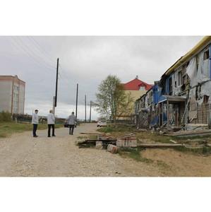 Активисты ОНФ в НАО при проведении рейда по несанкционированным свалкам выявили ряд нарушений