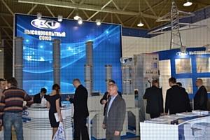 ВРС-110: первое место на выставке «Электрические сети России-2012»