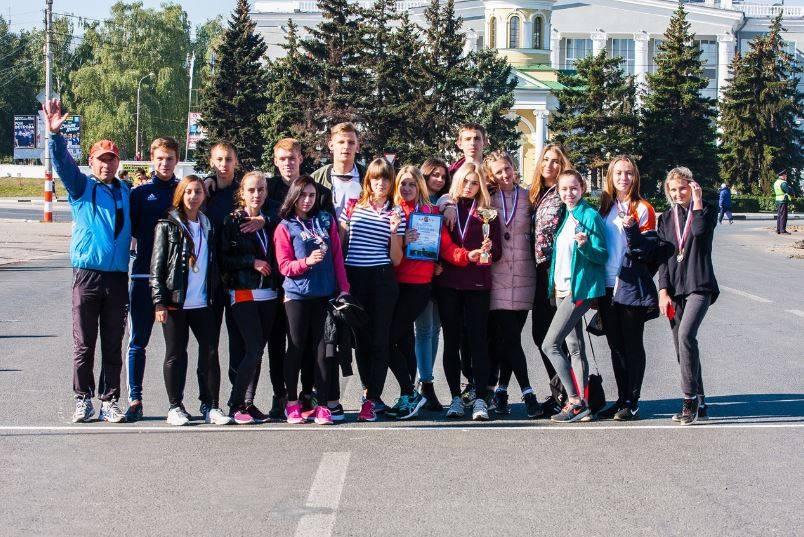 Спортсмены РАНХиГС заняли призовые места в легкоатлетическом пробеге «Золотая осень»