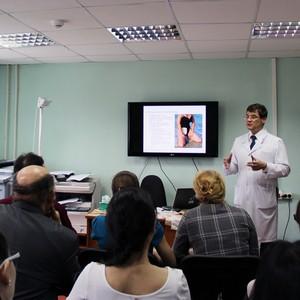 Круглый стол «Проблемы реабилитации стомированных пациентов»