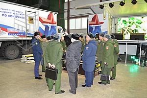 Специалисты ООО «МПЗ» провели инструктаж начальников Мобильных пунктов отбора на военную службу