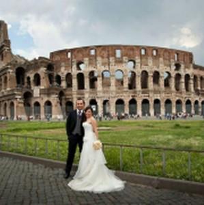 Cвадьба в Риме от агентства My Chic Wedding