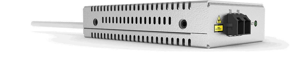 USB-C медиаконвертеры серии UMC Allied Telesis для подключения планшетов и ноубуков к сети
