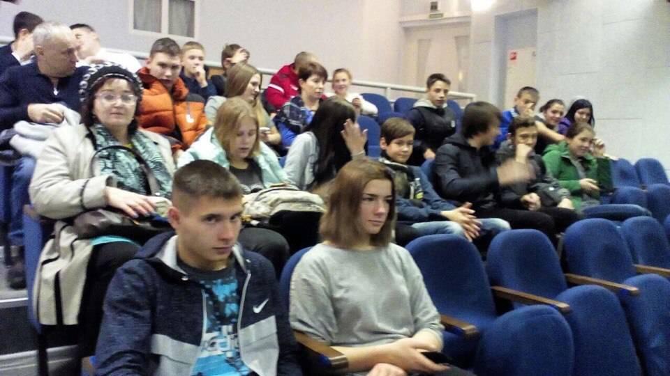 Студенты РАНХиГС приняли участие в показе художественного фильма «Три дня до весны»