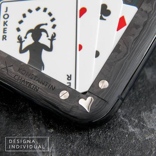Designa Individual представила сет из телефона Joker и часов от Константина Чайкина