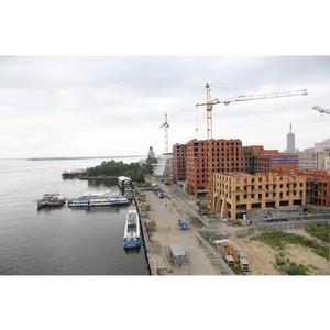 Первую очередь ЖК «Омега-Хаус» планируется сдать в эксплуатацию до конца года