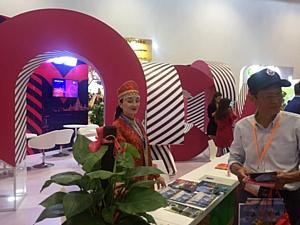 Москва представляет туристический потенциал на туристской выставке BITE в Пекине