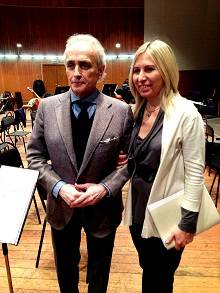 Гала-концерт с участием звезд оперы и хора центра вокала Марии Струве состоялся