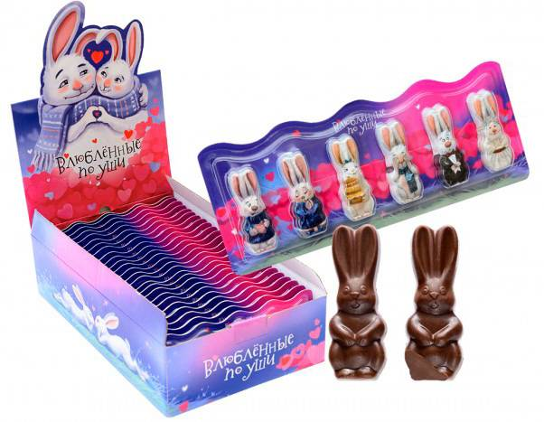 Chocolates for children