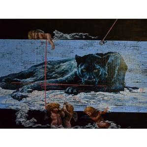 Выставка «Metaphorium – Ловушка для Единорога» в галерее  «Моховая-18» 24 октября – 15 ноября 2014