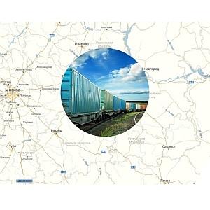 Интернет-магазин ПАО «ТрансКонтейнер» теперь показывает заказанную перевозку на карте