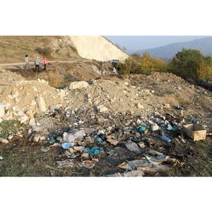 ОНФ в КБР организовал занятие для слушателей «Школы общественных экологических инспекторов»