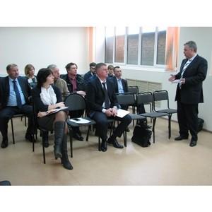 Руководство «Ивэнерго» и крупные инвесторы Ивановской области обсудили эффективное взаимодействие