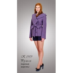 Осенняя коллекция пальто от Кольчугинской швейной фабрики