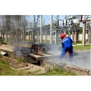 «Рязаньэнерго» заканчивает подготовку оборудования  к работе в пожароопасный период