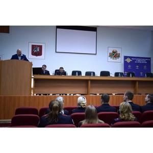 Полиция Зеленограда присоединилась к ежегодной общероссийской акции «Студенческий десант»