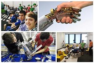 Студенты КФУ представят Татарстан на международных соревнованиях по робототехнике в Индии