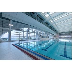 Около 70% от уже эксплуатируемых бассейнов построено в Москве за счет внебюджетных источников