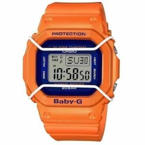Женские спортивные часы CasioBaby-GBGD-501FS-2E - новинка в интернет-магазине Watch-Family.ru