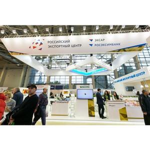 РЭЦ представит на «Золотой осени-2018» экспортно ориентированные компании российского АПК