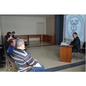 В Алтайской ТПП организациям напомнили о требованиях пожарной безопасности