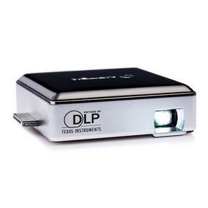 Новый портативный DLP-проектор Aiptek MobileCinema i50D для iPad, iPod и iPhone