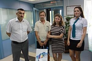 Костромской Центр облуживания клиентов встретил 90-тысячного посетителя