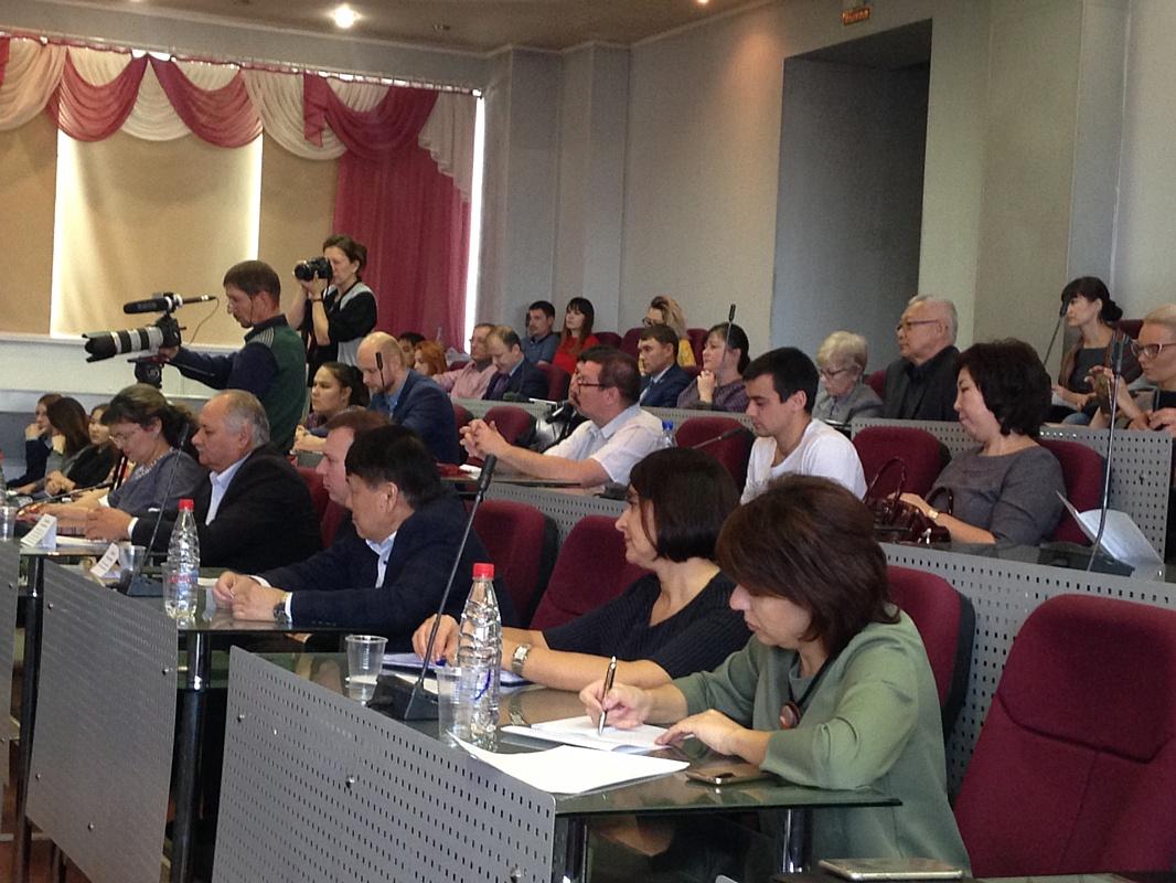В Чите обсудили потенциал создания в крае новых высокопроизводительных рабочих мест
