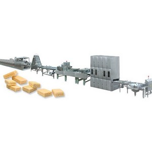 Производство плоских вафель
