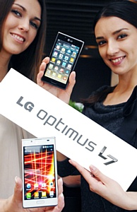 LG Optimus L7 ��������� � ������� � ���� ������