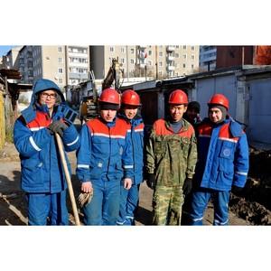 В центре Улан-Удэ построены новые линии электропередачи