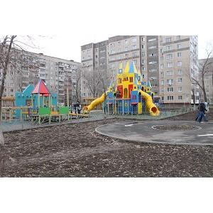 Активисты Народного фронта в Оренбургской области приняли участие во всероссийском субботнике