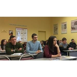 В университете провели профилактическую беседу о борьбе с коррупцией