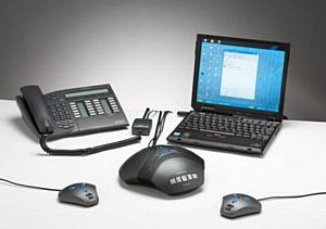 Распродажа в Инсотел универсальных конференц-телефонов Konftel KT-60W
