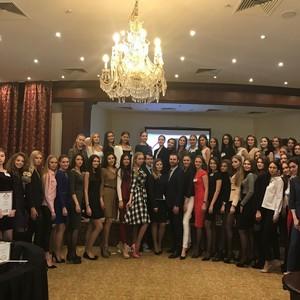 День финансовой грамотности для финалисток «Мисс Россия» от банка Русский Стандарт