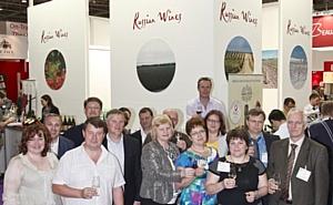 Особое признание и высокая оценка вин Ростовской области на London International