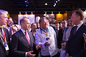 На Metro Expo 2017 подведены итоги кулинарного чемпионата Chef a la Russe
