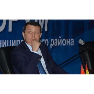 Тимур Андреев принял участие в Ногинском экономическом форуме