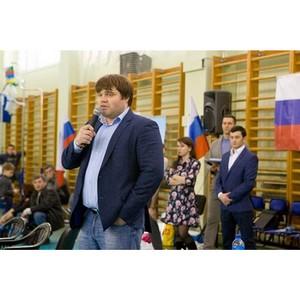 Открытый детский турнир по грэпплингу «Сильная Россия»