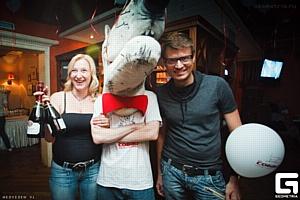 Вечеринка журнала «Крд.Собака.ru» прошла в Краснодаре