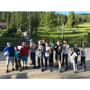 Активисты ОНФ в Туве продолжают работу в рамках проекта ОНФ «Равные возможности - детям»