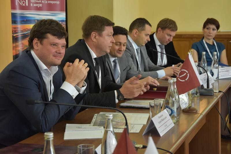 Ростовский филиал ПГК сократил простои вагонов под грузовыми операциями