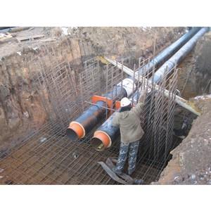 Липецкий филиал «Квадры» приступил к реконструкции теплотрассы на улице Водопьянова