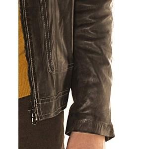 Giorini - кожаные куртки больших размеров: Бомбер, Пилот и Байкер.