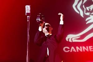 Презентация Международного фестиваля креативности «Каннские Львы» и Cannes Lions Moscow Party