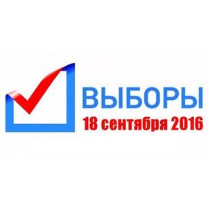 Выборы 18 сентября